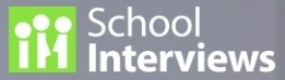 School interviews logo